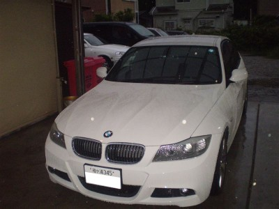 【BMW320i】BMW-PA-1スピーカー取付!