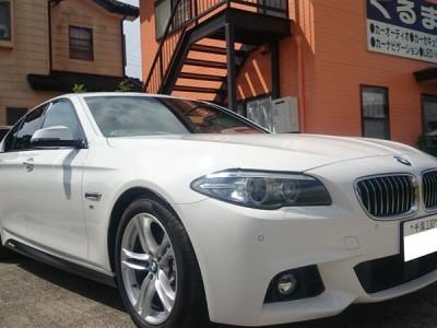 【BMW523d】Grgoキュリティー