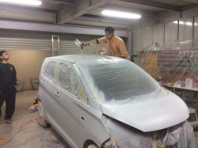 【剥がせる塗料 料金表】軽自動車なら全塗装して167,000円とお手頃!