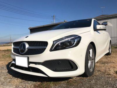 【12/17.23.24】Mercedes-Benz A-Class × DIATONE DS-G300