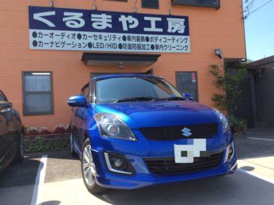 【スズキ スイフトスポーツ】HERTZ(イタリア) MPK 165P.3