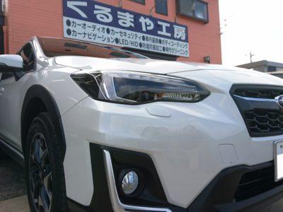 【GT系 XV】超撥水性コーティング2層施工