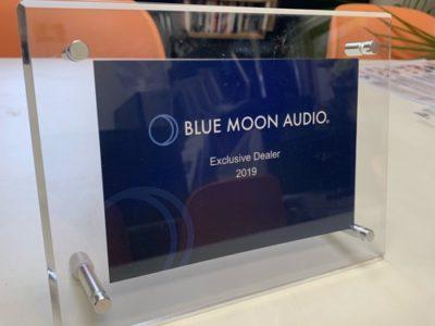 【BLUE MOON AUDIO  AX165】試聴デモボードに追加ラインナップ!!