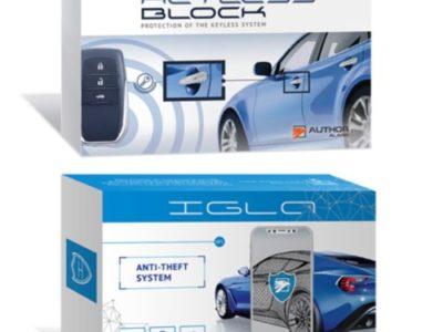 車両盗難 リレーアタック・コードグラバー対策にお勧め!!キーレスブロック・イグラ。