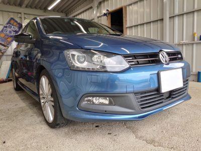 【VW ポロ】画期的な商品で密閉度が格段に向上します!