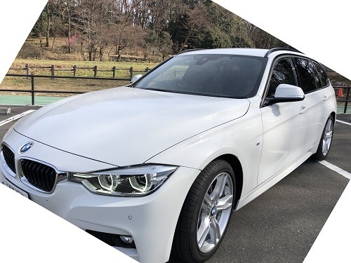 BMW320d Touring Msport