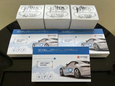 【新商品】次世代のカーセキュリティ IGLA ALARM(イグラアラーム)販売開始!