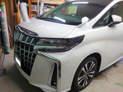 【アルファード 30系】車両盗難から愛車を守る最新のデジタルイモビライザー『イグラ IGLA』